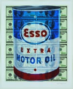 Esso Oil Can