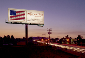 Billboards: Freedom of speech or visual nuisance?