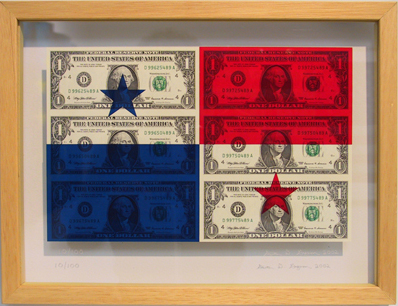 Panama Dollarization Flag