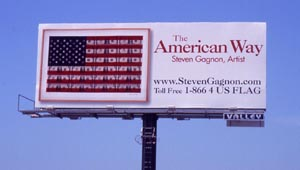 Embattled billboard boasts free-speech message